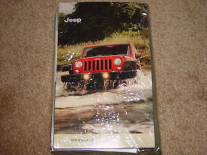 Image Is Loading 2016 Jeep Wrangler Factory Original Owners Manual Set