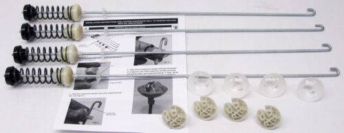 Suspension Kit for W10780048 Whirlpool Kenmore Washing Machines
