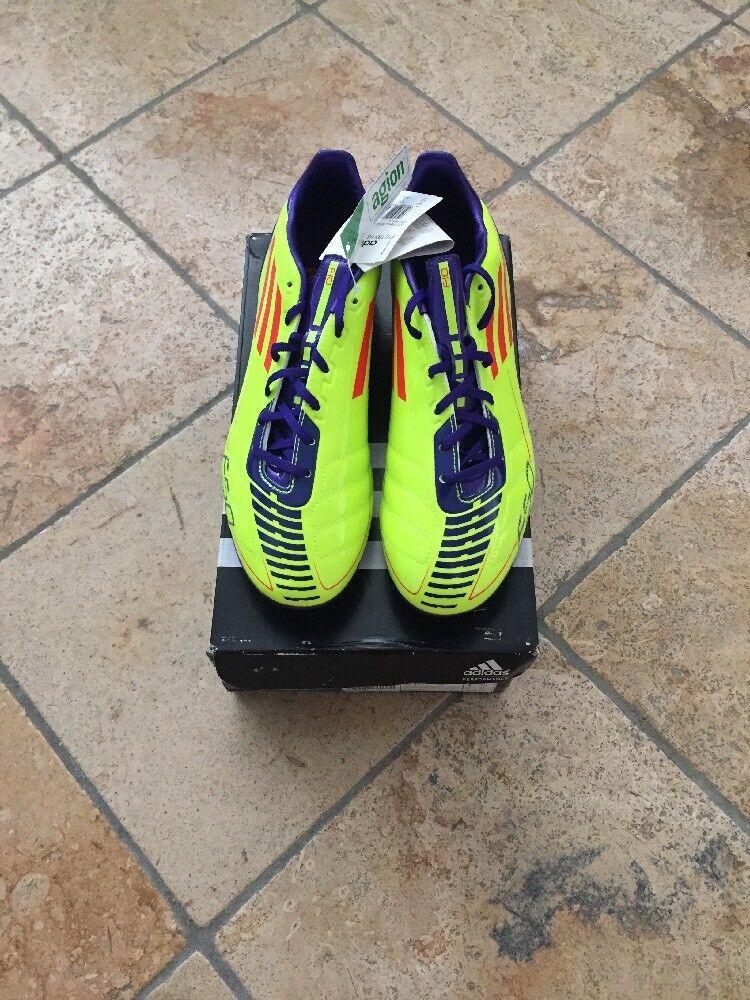 Adidas f10 TRX HG, Soccer chaussures Pour des hommes num.44. nouveau occasion