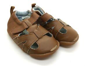 78d4aa69740cc SUPER CUTE Boys Carters Tan Summer Shoes Bristol-P2 NM Sandals Size ...