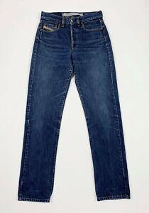 Diesel-cochise-jeans-uomo-donna-usato-vintage-W28-L34-tg-42-mom-boyfriend-T5665