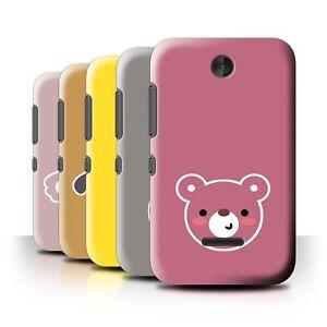 new concept b05cb e0bc2 STUFF4 Back Case/Cover/Skin for Nokia Asha 230/Cute Minimalist ...