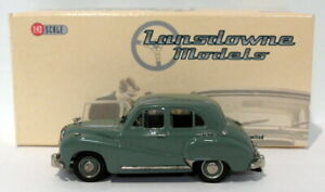 Lansdowne-Modelos-Escala-1-43-LDM9-1953-Austin-A40-Somerset-4-Dr-Saloon-Verde
