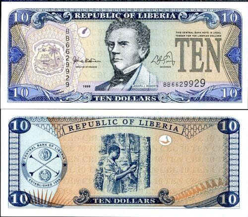 2011 Liberia 50 Dollars UNC P-29