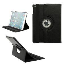 Rotating iPad Case Stand Cover iPad Air 1,2, Mini 1 2 3 4, Pro 9 12,  iPad 1 2 3