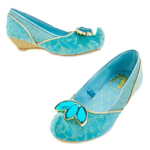 Shop Disney Store Jasmine Princess Aladdin Costume Shoes Dress Up New RETIRED