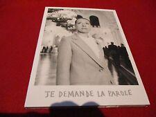 "RARE! DVD DIGIPACK NEUF ""JE DEMANDE LA PAROLE"" film Russe de Gleb PANFILOV"