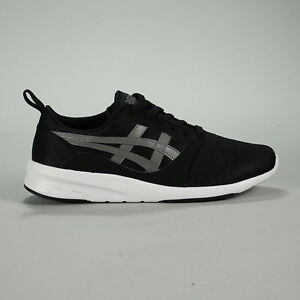 9 Jogger Lyte Black 6 Size 8 In white 7 Box New 10 Uk Trainers Black Asics Bgqdx75wB