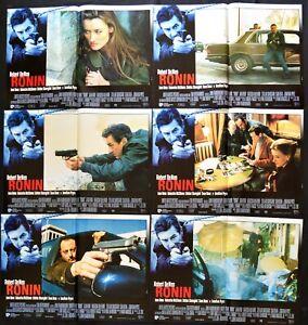 Ronin Fotobusta Robert De Niro Jean Reno Johnathan Price Sean Bean Narbenbildung