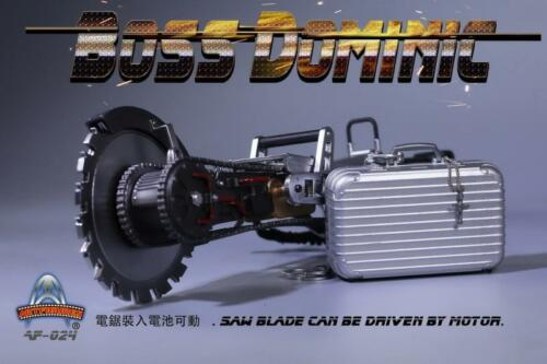 Art Figure 1//6 AF-024 Boss Dominic Vin Diesel Scale Figure with Electric Saw US