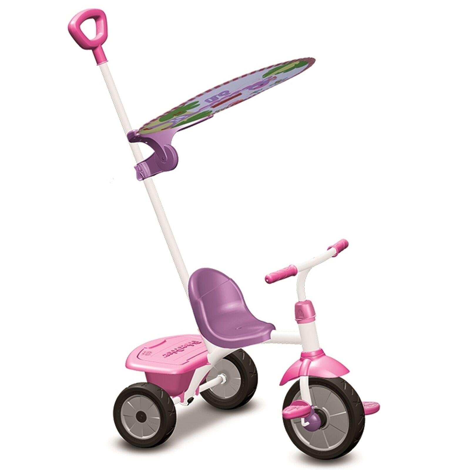 Fisher Price Dreirad Glee Plus 2in1 von 18 - 36 Monate Rosa NEU