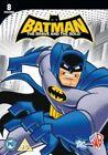 Batman The Brave and The Bold Season 8 Series Region 4 DVD