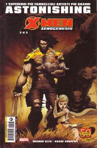 Astonishing-X-Men-Xenogenesis-N-2-Marvel-Miniserie-113-Panini-NUOVO-NSF3