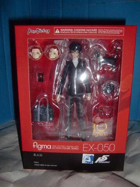 Persona 5 Figma Hero Joker EX-050 Anime Expo wonder festival from Japan