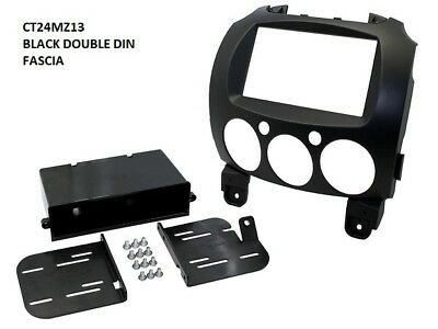 CT23MZ01 Mazda 6 2008-2012 Double Din Facia Fitting Kit