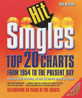 McAleer, Dave, Hit Singles: The Top 20 Charts from 1954 to the Present Day, Very