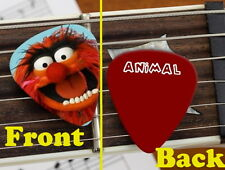 The Muppet Show Animal Muppets Set of 3 premium Promo Guitar Pick Pic