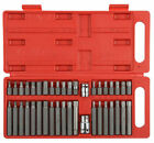 Hilka 11104040 3 8-Inch 1 2-Inch Drive Long & Short Reach Bit Set