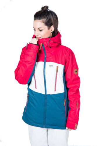 CSNRD Damen Snowboard- Skijacke Alexis Jacket fuchsia