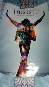 Image Is Loading Michael Jackson Poster Collection 3 This It