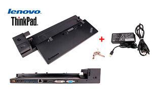 inkl. Netzteil Lenovo ThinkPad Pro Dock 90 W EU