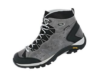 buy online 54360 1fa28 Details about Brütting Outdoorschuh Wanderschuh grau Trekking Comfortex  Mount Bona High