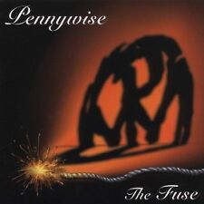 PENNYWISE The Fuse CD 2005 Epitaph Records Volcom Black Pacific One Hit Wonder