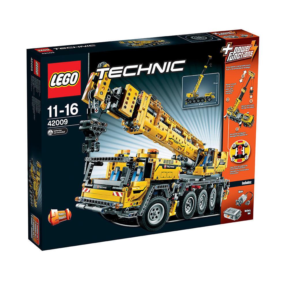 LEGO Technic 42009  Mobiler Schwerlastkran  NEU + OVP