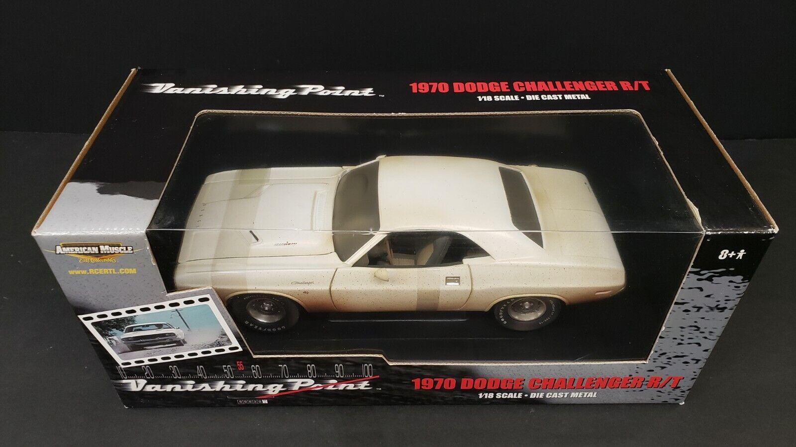 1970 DODGE CHALLENGER VANISHING POINT DIRTY VERSION 1 18
