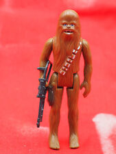 Vintage Star Wars Chewbacca Action Figure w/ Bowcaster Complete