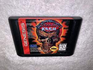 Skeleton-Krew-Sega-Genesis-1995-Authentic-Game-Cartridge-Nr-Mint