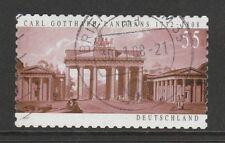 Germany 2007 Carl Gotthard Langhans booklet stamp SG 3505 FU