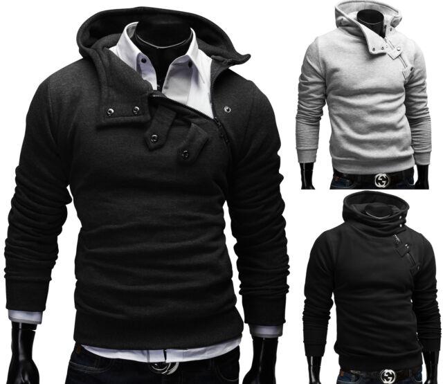 Merish Kapuzenpullover Hoodie Pullover Jacke T-Shirt Sweats Herren Sweatshirt 15