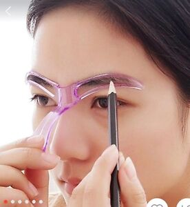 New Easy To Use Eyebrow Template Stencil Shaping Tool 7435353847928