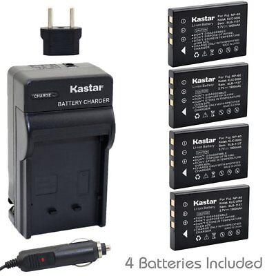 Optio 430RS KAMERA AKKU-LADEGERÄT MICRO USB für PENTAX Optio 430