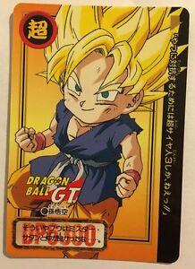 Dragon Ball GT Carddass Hondan PART 28-120