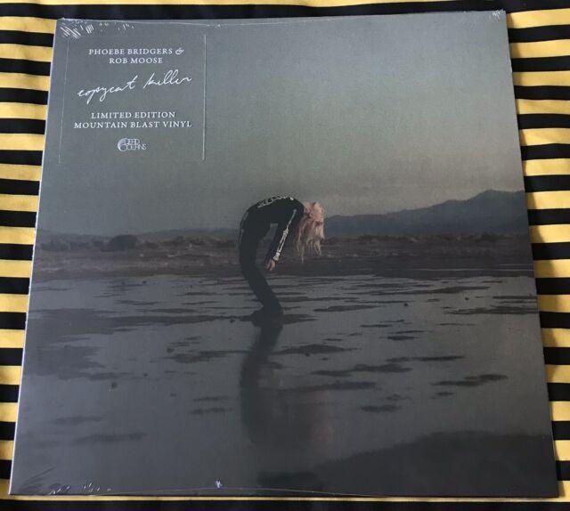 "PHOEBE BRIDGERS & ROB MOOSE COPYCAT KILLER 12"" EP VINYL LIMITED MOUNTAIN BLAST !"