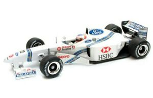 MINICHAMPS-970022-970023-980088-STEWART-FORD-F1-cars-Barrichello-Magnussen-1-43