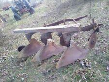 Mccormick International Farmall Ih 2 Point Fast Hitch No 411 Moldboard Plow