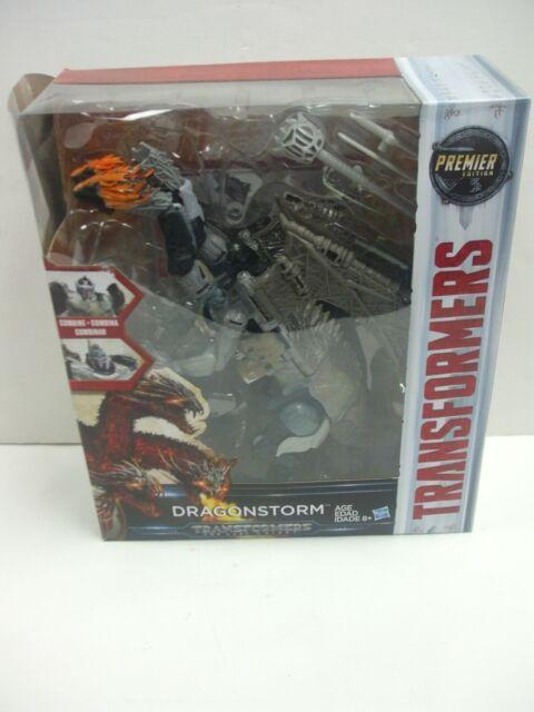 Transformers The Last Night DRAGONSTORM - Leader Class Transformer Loose w/ Box