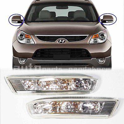 Car & Truck Turn Signals Genuine Signal Lamp Left for Hyundai 2007 ...