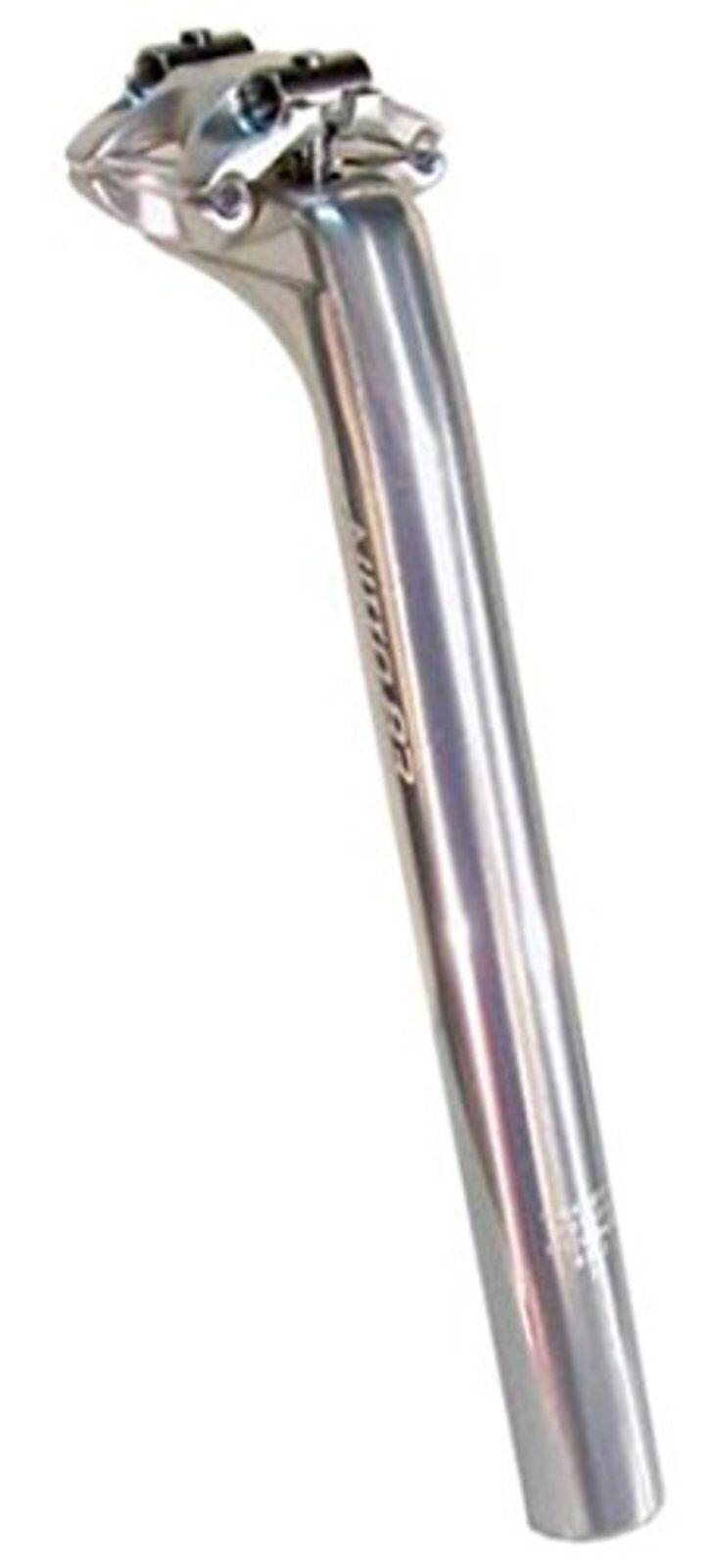 Nitto S83 argentoo Reggisella Sedile Asta con 2 Bulloni S83 dia27.2mm L250 F