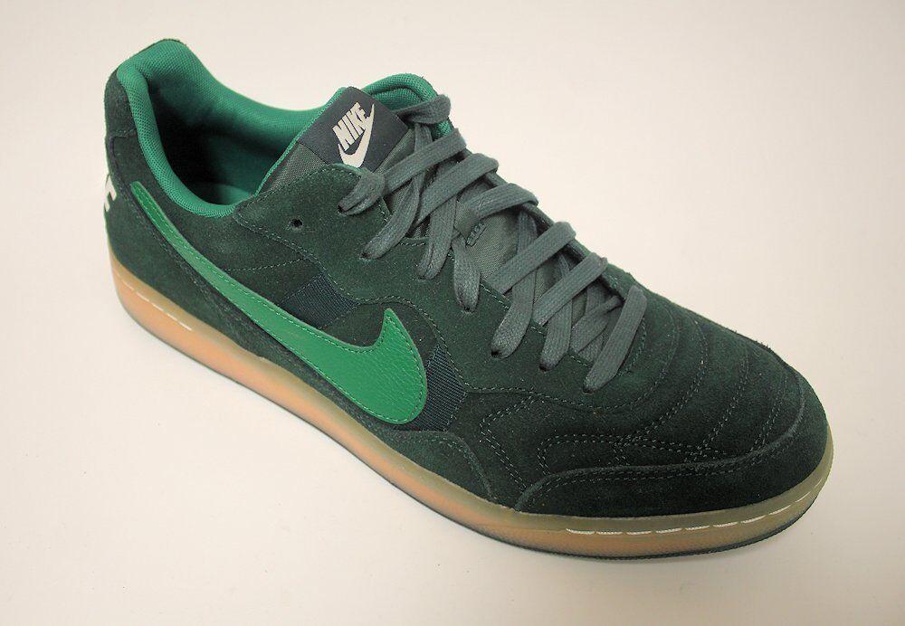 Nike Men's Tiempo 94  Premier Green Suede Sneakers US 12 NOB NWD
