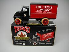 Ertl Collectibles-Texaco 1925 Mack Bulldog Lubricant Truck- Bank-Series #6