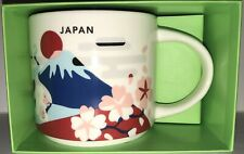 Starbucks You Are Here Collection Series Mug Cup 2017 Japan Limited 414ml