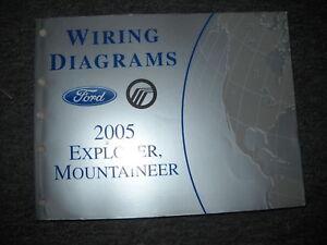 2005 Explorer Mountaineer Electrical Wiring Diagram ...
