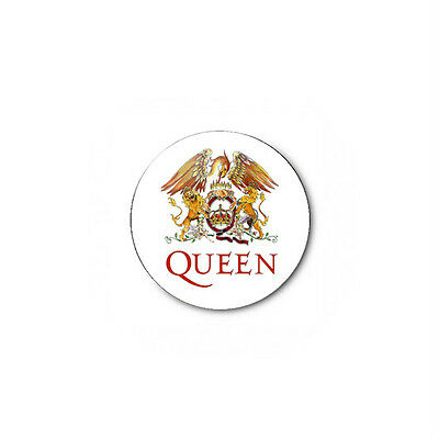 Queen (b) 1.25in Pins Buttons Badge *BUY 2, GET 1 FREE*