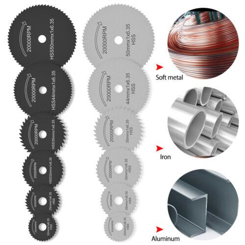 50mm fits Bosch Dewalt Festool Makita etc HSS Circular Saw Blades 22mm