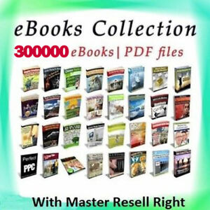 300000+ eBooks Package Collection