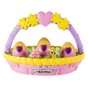 HATCHIMALS 6041273 Collectibles Basket Playset Mixed Colours